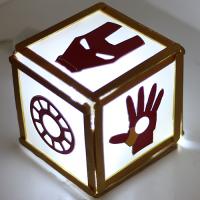 DIY: Luminária Homem de Ferro