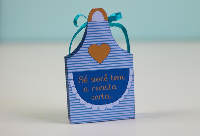 DIY: Cartão Receita da Felicidade