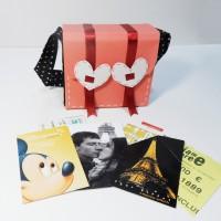 DIY: Cartão Viagem romântica