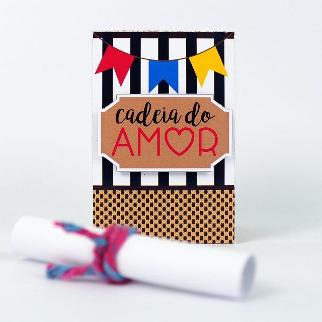 DIY: Cadeia do Amor