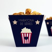 DIY: Kit Maratona de Séries