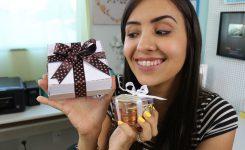 DIY: Lembrancinhas de casamento + convite de padrinhos