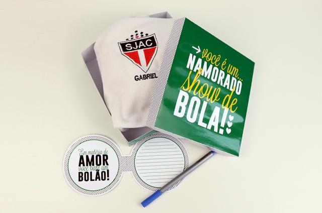 DIY: Namorado Show de Bola