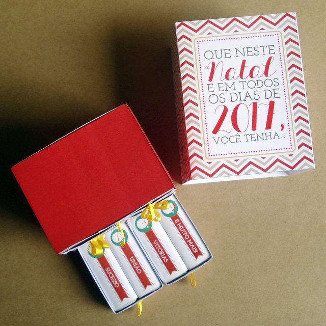 DIY Natal: Kit Bons Sentimentos