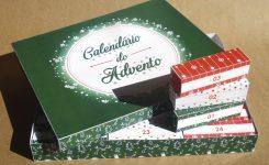 DIY Natal: Calendário do Advento – versão caixa