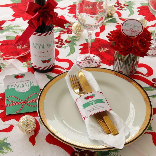 Nosso Natal – Jantar romântico a dois