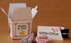 DIY: Delivery da Sorte