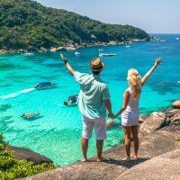 Os 10 destinos mais escolhidos pelos noivos para a lua de mel