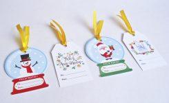 DIY: Tags para o Natal e o Ano Novo