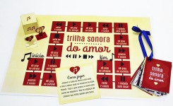 DIY: Kit Trilha Sonora do Amor