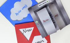 DIY: 3 Modelos de Cartão com Mensagem Escondida
