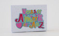 DIY: O Nosso Amor de A a Z (Alfabeto do Amor)