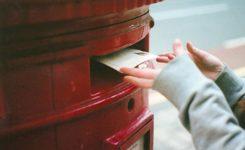 Uma carta para você [Modelo de carta]