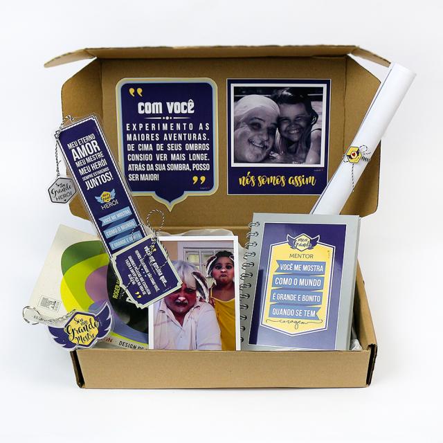 """DIY: """"Kit Grande Mestre"""" para o Dia dos Pais"""