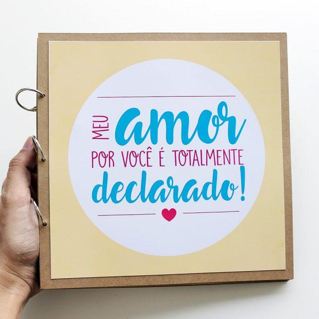 DIY: Álbum Amor Declarado