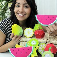 Paper Design: Frutas de Papel
