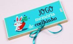 DIY: Jogo memória de coelhinho