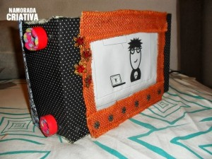 TV de Caixa de Sapato – Scrapbook Animado