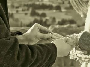 Alianças De Compromisso Namorada Criativa Por Chaiene Morais