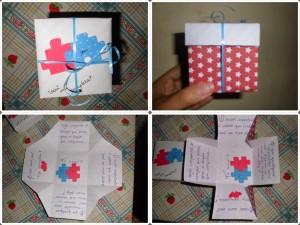 Cartão-Caixa: Você me completa