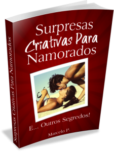 Ebook Surpresas Criativas para Namorados
