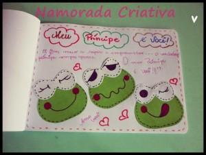 Projeto Caderno de Recordações| Parte 3