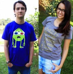 Camisetas Chico Rei + Cupom de desconto
