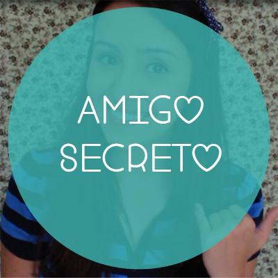 Amigo secreto entre as Namoradas Criativas