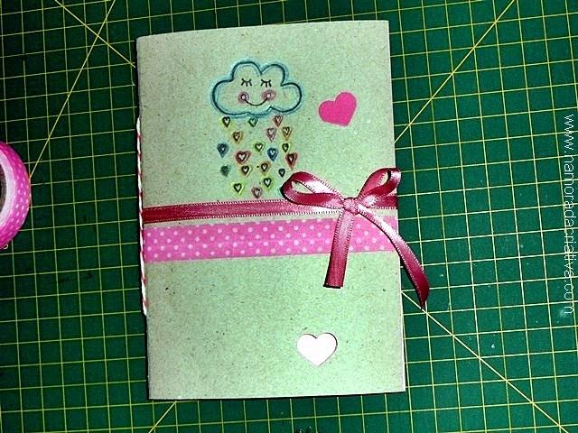 DIY – Caderninho de anotações