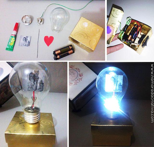 lumináriacomfoto
