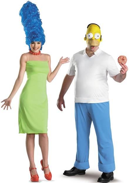 Marge e Homer