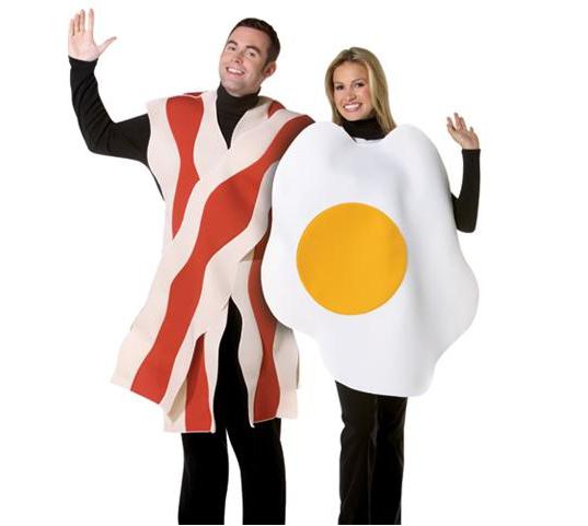 Ovo e Bacon