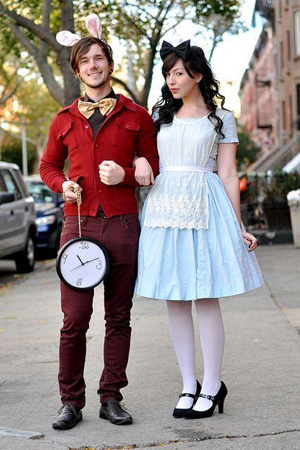 Coelho e Alice