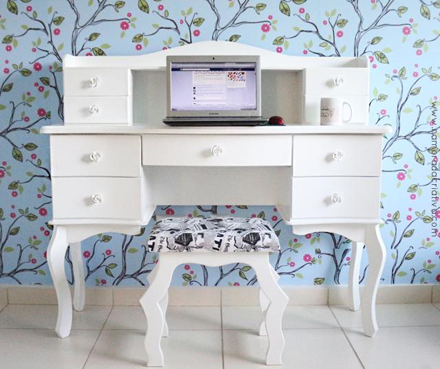 Meus móveis em estilo provençal – Cantinho Namorada Criativa