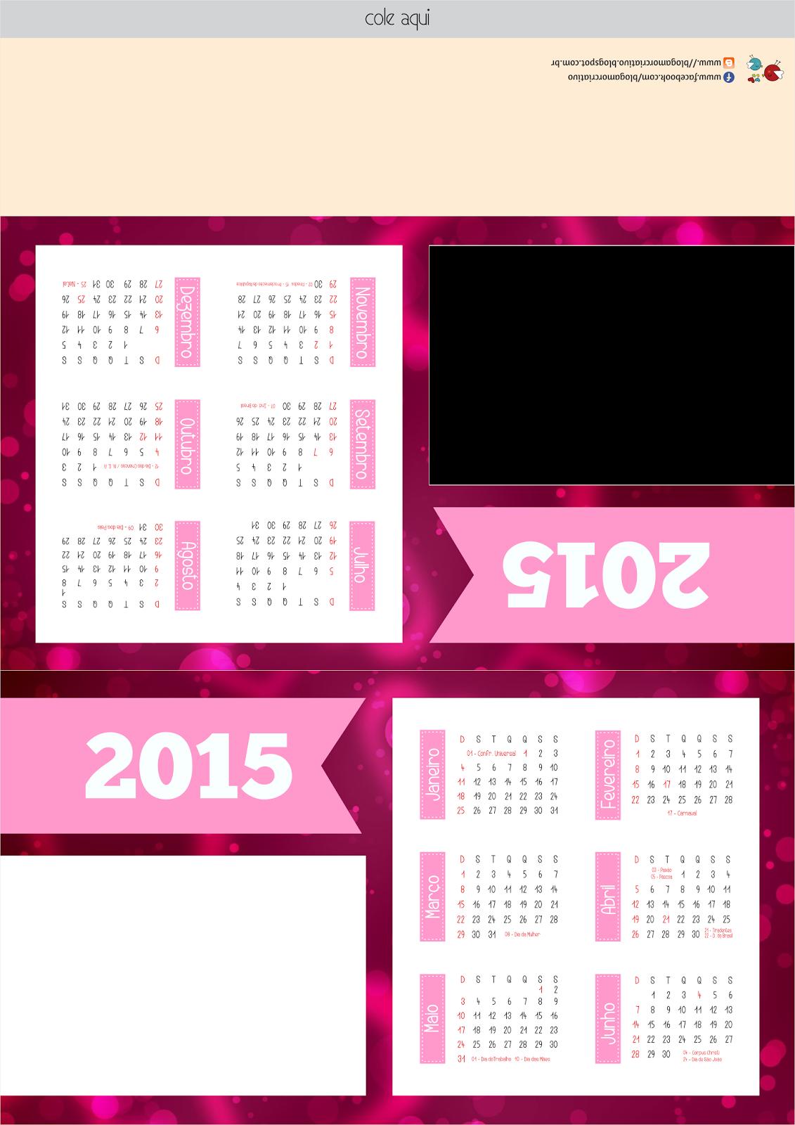 Calendário personalizado 03