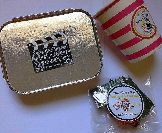 Kit Digital: Noite do Cinema para o Valentine's Day
