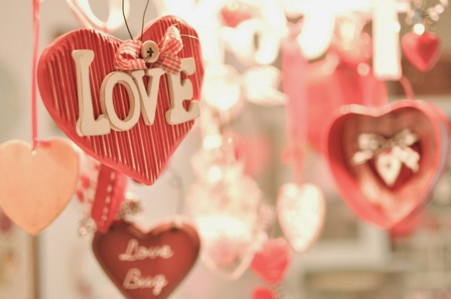 Você comemora o Valentine's Day?