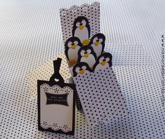 Caixa pinguin