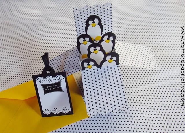Caixa pinguin NC