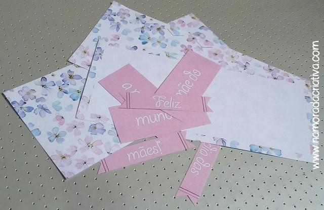 DIY Cartão dia das Mães - Blog Namorada Criativa - Passo04