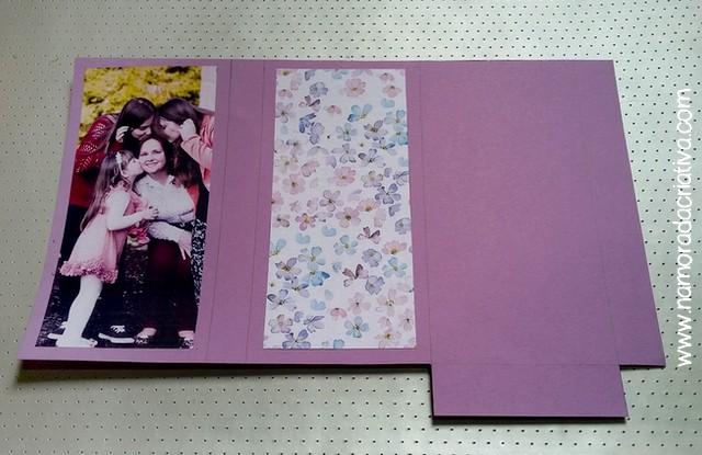 DIY Cartão dia das Mães - Blog Namorada Criativa - Passo05