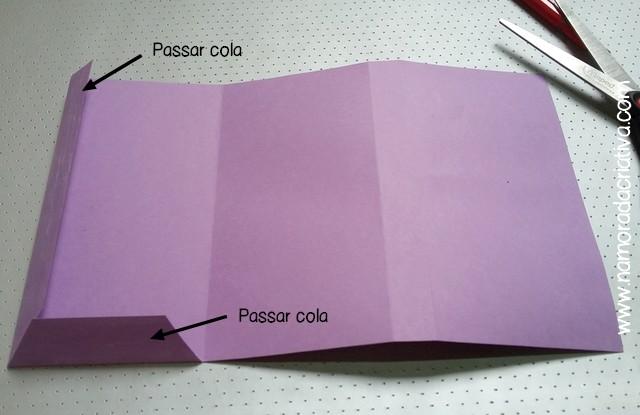 DIY Cartão dia das Mães - Blog Namorada Criativa - Passo07