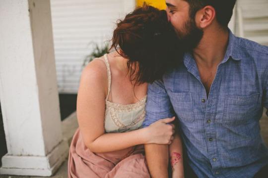 O dia dos namorados de uma namorada criativa