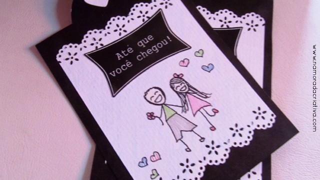 17  Cartão você da cor a tudo