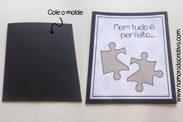 DIY - Cartão Nem Tudo é Perfeito - 04