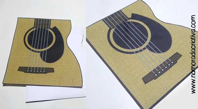 DIY Cartão você tocou meu coração - 02