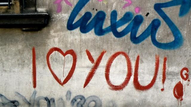 """Você sabe quando dizer """"Eu te amo""""?"""