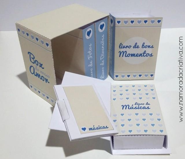 DIY BOX DO NOSSO AMOR - 16