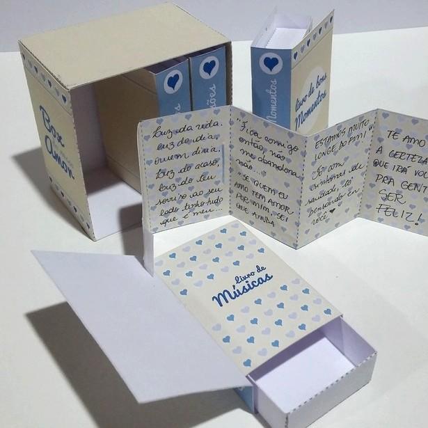 DIY: Box do Nosso Amor