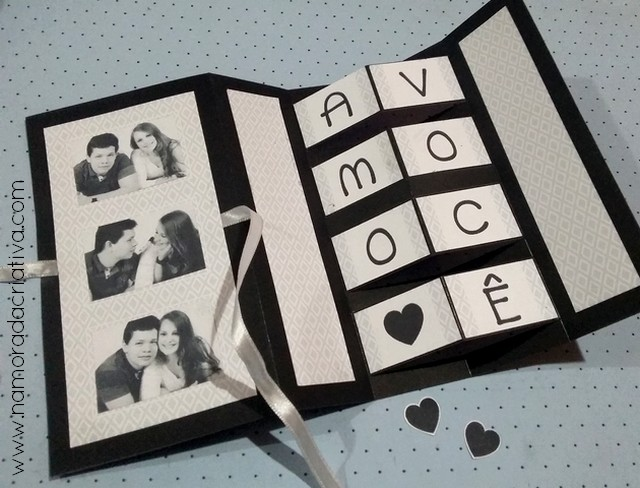 Diy cart o amo voc namorada criativa por chaiene morais - Categoria a3 casa ...